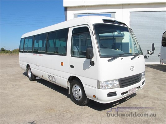 2009 Toyota Coaster 50 Series 21 Seat - Buses for Sale