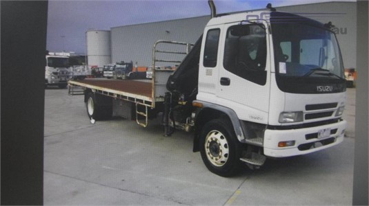 2007 Isuzu FTR 900 Long Raytone Trucks - Trucks for Sale