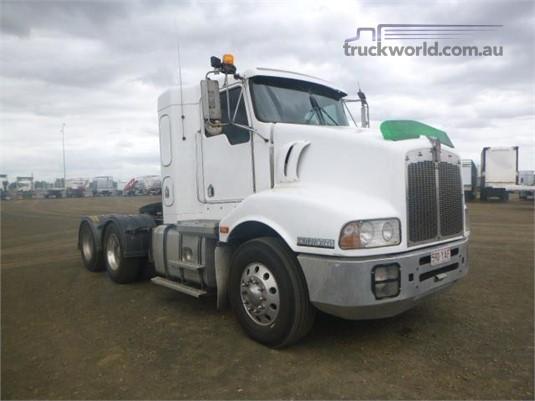 Kenworth T404 - Trucks for Sale