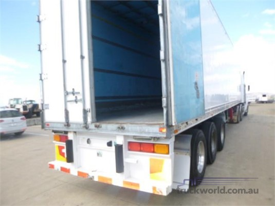 2006 Maxitrans Refrigerated Trailer Western Traders 87 - Trailers for Sale