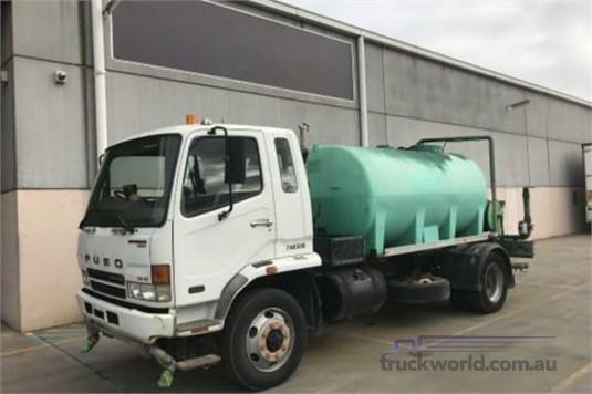 2005 Fuso Fighter 14 - Trucks for Sale