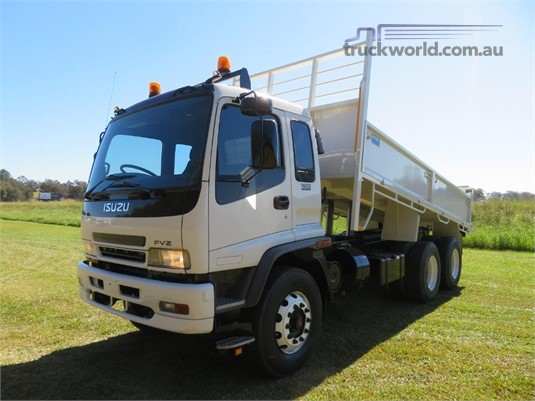 2006 Isuzu FVZ1400 Trucks for Sale