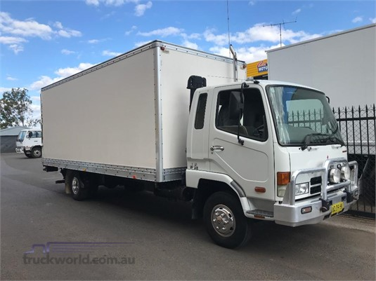 2007 Mitsubishi Fighter 6 Carroll Truck Sales Queensland  - Trucks for Sale