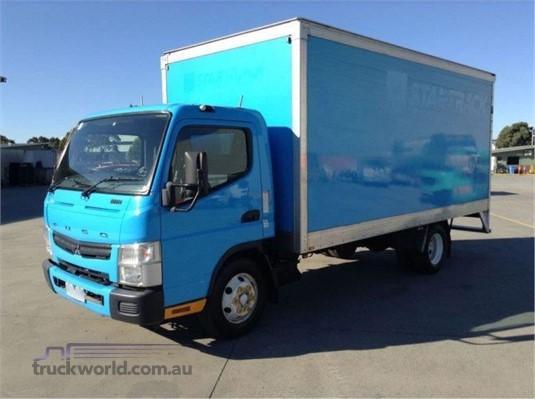 2011 Mitsubishi Fuso CANTER 815 - Trucks for Sale