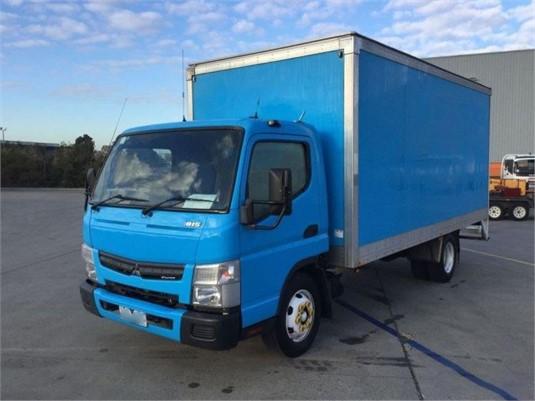 2012 Mitsubishi Fuso CANTER 815 - Trucks for Sale
