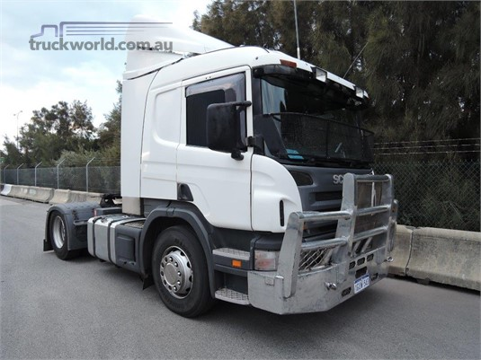 2006 Scania P420 Trucks for Sale