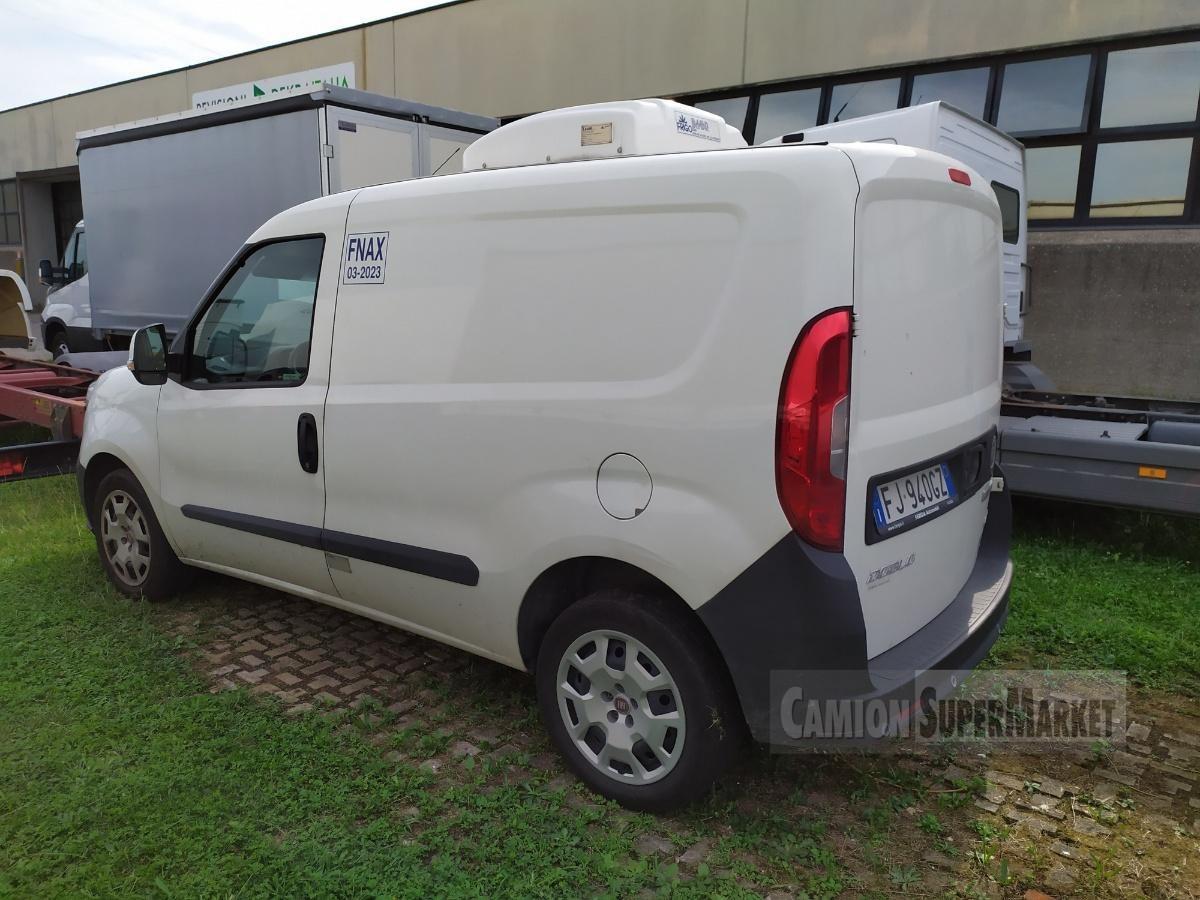 Fiat DOBLO Usato 2017