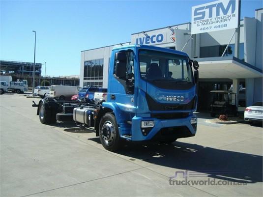 2019 Iveco Eurocargo ML180 - Trucks for Sale