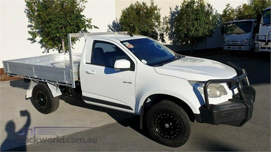 2012 Holden Colorado Rg My13 Lx Light Commercial for Sale