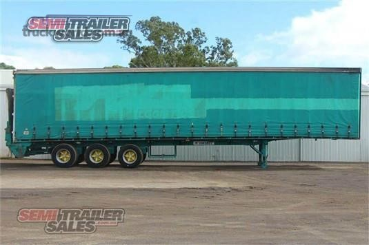 1998 Vawdrey Curtainsider Trailer Trailers for Sale