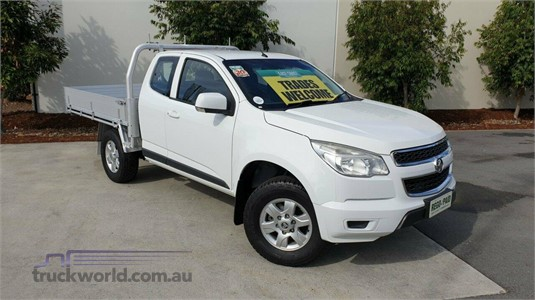 2013 Holden Colorado Rg My13 Lx Space Cab Light Commercial for Sale