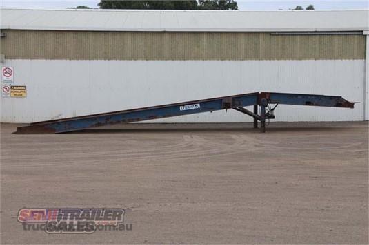 Custom Loading Ramp - Trailers for Sale