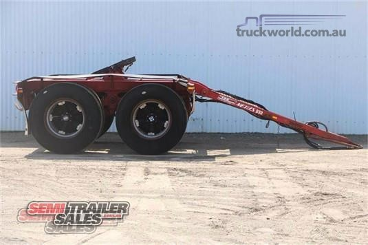 2007 Custom Dolly Trailers for Sale