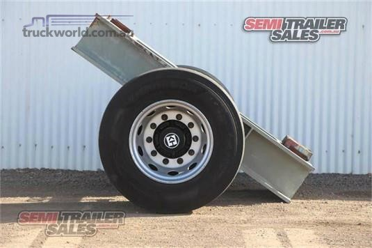 Custom Dolly Trailers for Sale