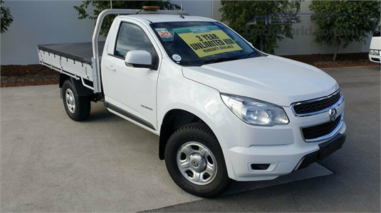 2015 Holden Colorado RG Light Commercial for Sale