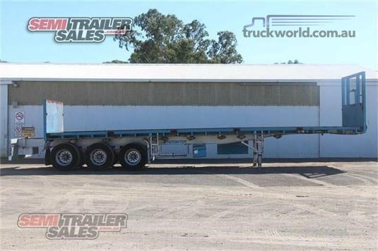 2004 Maxitrans Flat Top Trailer Trailers for Sale