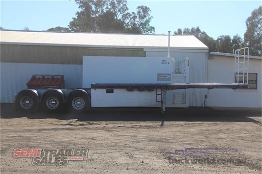 Maxitrans Flat Top Trailer - Trailers for Sale