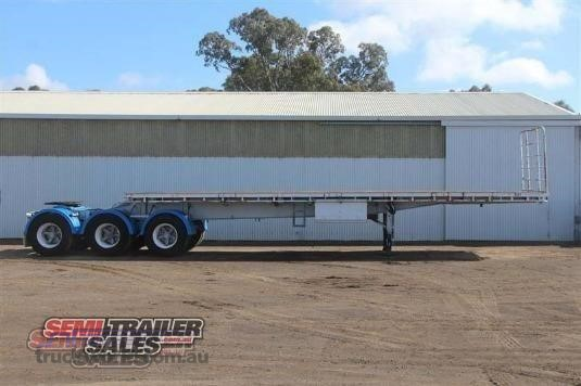 1989 Ophee Flat Top Trailer Trailers for Sale