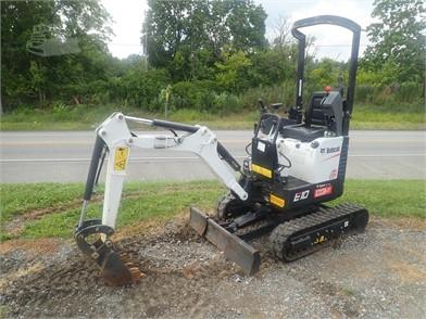 BOBCAT E10 For Sale - 15 Listings   MachineryTrader com