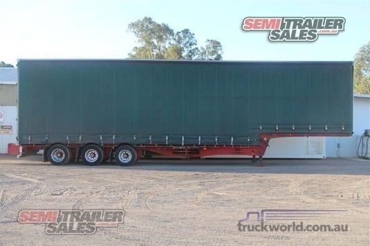 1997 Freighter Curtainsider Trailer Trailers for Sale