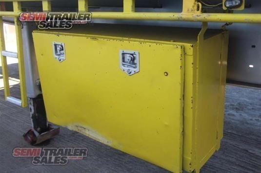 2008 Cimc Flat Top Trailer - Truckworld.com.au - Trailers for Sale