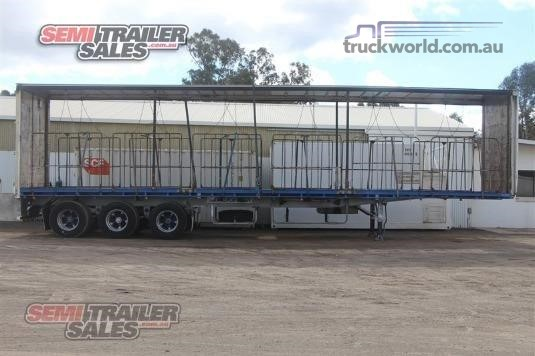 1994 Freighter Curtainsider Trailer Trailers for Sale
