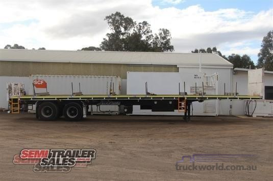 2010 Maxitrans Flat Top Trailer Trailers for Sale