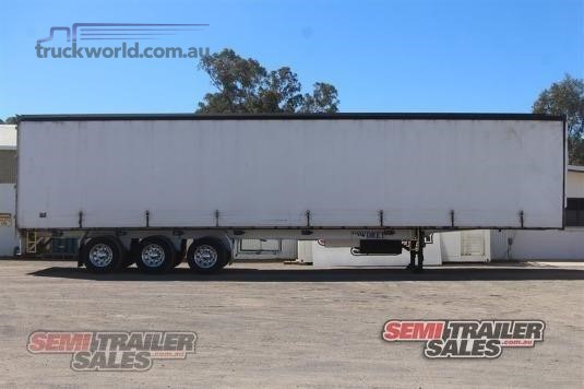 2001 Vawdrey Curtainsider Trailer Trailers for Sale