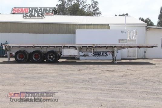 0 Freighter Flat Top Trailer - Truckworld.com.au - Trailers for Sale