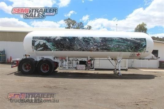 2005 Custom Tanker Trailer Trailers for Sale