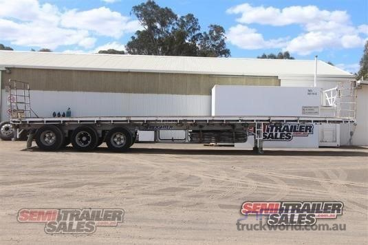 2006 Maxitrans Flat Top Trailer Trailers for Sale