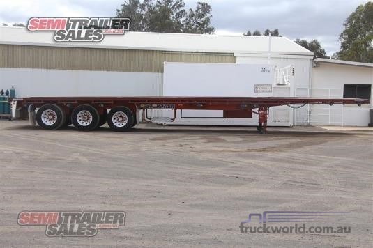 2003 Maxitrans Flat Top Trailer - Trailers for Sale