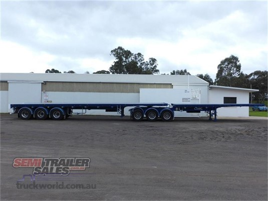 2013 Cimc Flat Top Trailer Trailers for Sale
