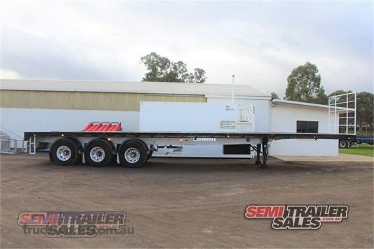 2017 Krueger Flat Top Trailer Trailers for Sale