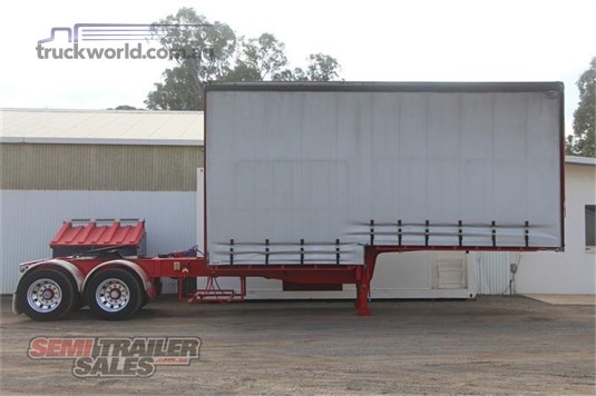 2004 Vawdrey Curtainsider Trailer Trailers for Sale