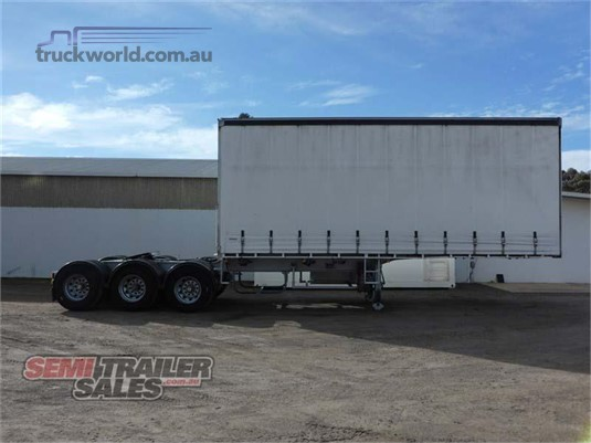 2013 Vawdrey Curtainsider Trailer Trailers for Sale