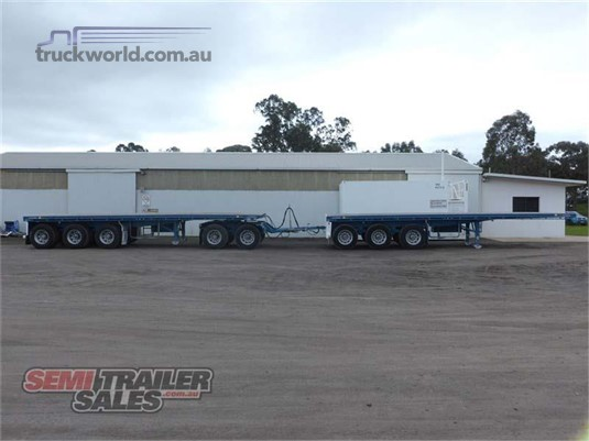 2014 Maxitrans Flat Top Trailer Trailers for Sale