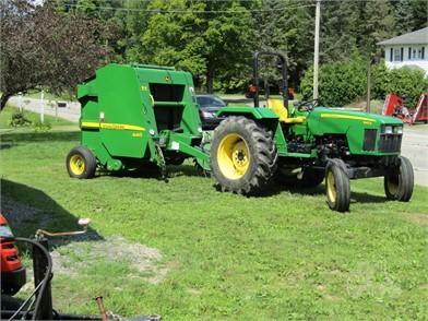 JOHN DEERE 5403 For Sale - 8 Listings | TractorHouse com
