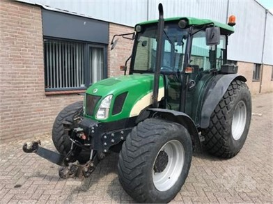 NEW HOLLAND TN75 En Vente - 35 Annonces | TractorHouse fr