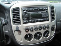 2007 FORD ESCAPE 262144 KMS