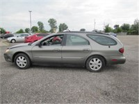2003 FORD TAURUS 156300KMS