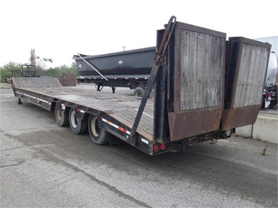 TRAIL KING Trailers For Sale - 925 Listings | TruckPaper com