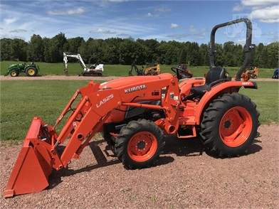 KUBOTA L3301 For Sale In Wisconsin - 6 Listings