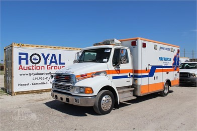 Ambulance For Sale In Tampa, Florida - 8 Listings