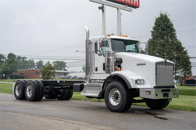 2020 KENWORTH T800 For Sale In Richfield, Ohio | TruckPaper com