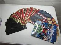 Lot of (25) Super Hero File Folders