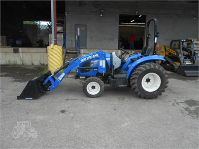 New Holland Tractors For Sale In New York - 191 Listings