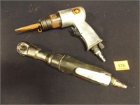 Air Ratchet and Air Chisel