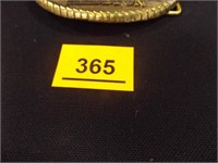 1982 National Finals Rodeo Buckle
