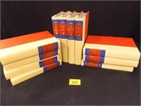 Zane Grey Hardback Book Series - 11 count